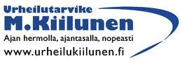 Urheilutarvike M.Kiilunen